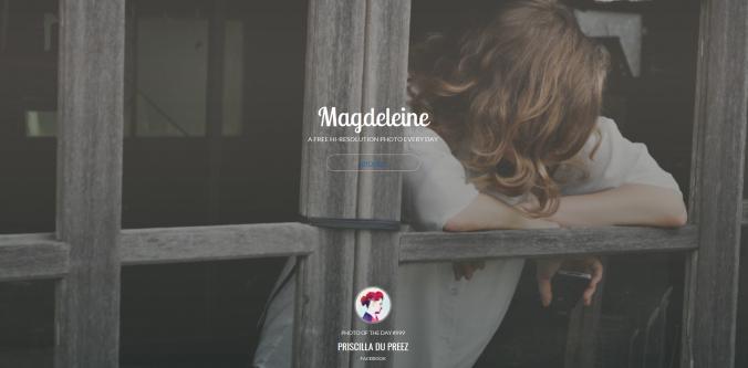 MAGDELINE